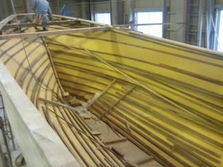 ルアー船型ばらし