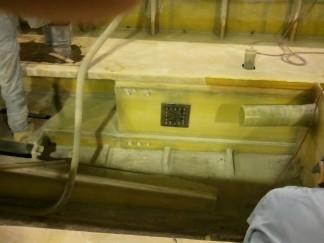 ルアー船燃料タンク